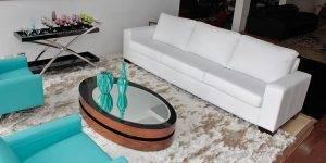 8 motivos para escolher sofá de couro